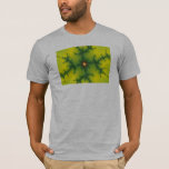 Yag Beam Fractal Art T-Shirt