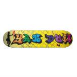 Yah Boii Graffiti Skate Decks