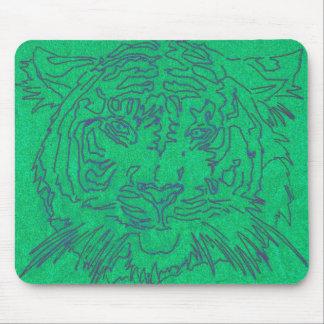 yah-boo tige mousepads
