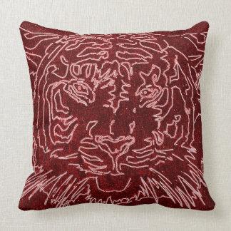 yah-boo tiger pillow