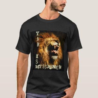 """"""" YAH IS"""" Mens basic T shirt"""