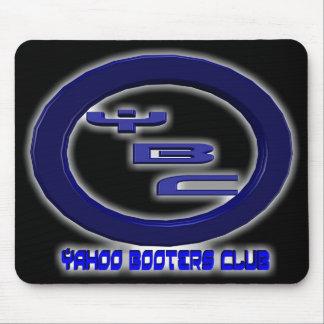 Yahoo Booters Club (YBC) Mousepad