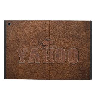 YAHOO western style iPad Air Cover