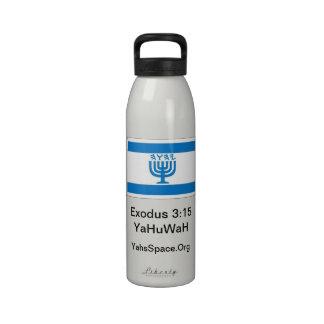 Yah's Space Water Bottle