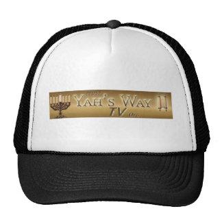 Yahs Way TV Trucker Hat