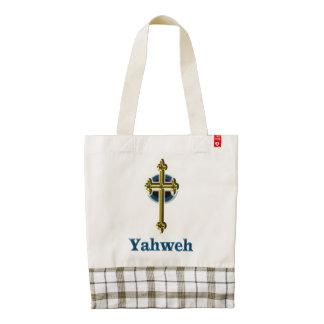 Yahweh Gifts Zazzle HEART Tote Bag
