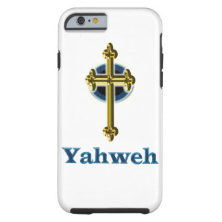Yahweh phone cases and laptop cases tough iPhone 6 case