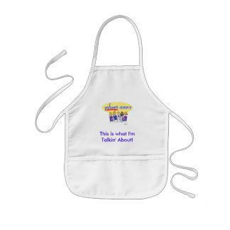 Yahweh Sisters, This is what I'm Talkin' About! Kids' Apron