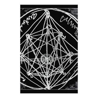 yaie alchemical transmutation art stationery