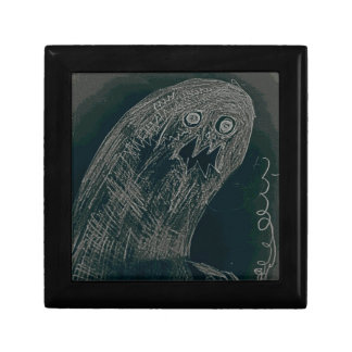 yaie worm drawing and your soul grow dark keepsake box