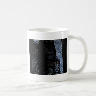 Yaja Nica Designs Classic White Coffee Mug