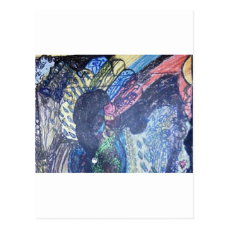 Yaja Nica Designs Postcard