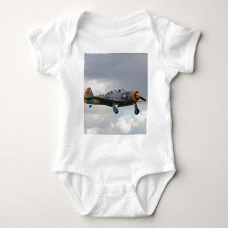 Yak 11 Fighter Trainer Baby Bodysuit