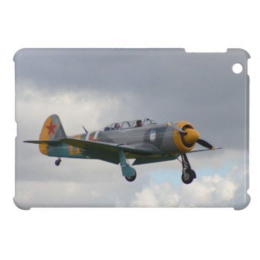 Yak 11 Fighter Trainer iPad Mini Covers