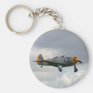 Yak 11 Fighter Trainer Key Chains
