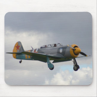 Yak 11 Fighter Trainer Mouse Pad