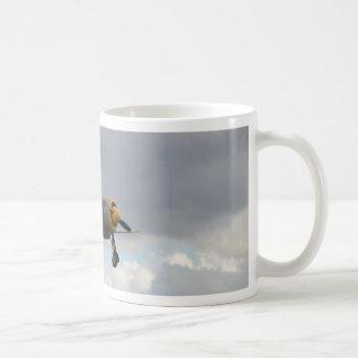Yak 11 Fighter Trainer Classic White Coffee Mug