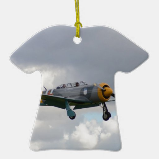 Yak 11 Fighter Trainer Ornaments