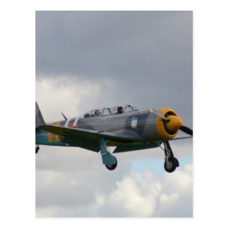Yak 11 Fighter Trainer Post Card
