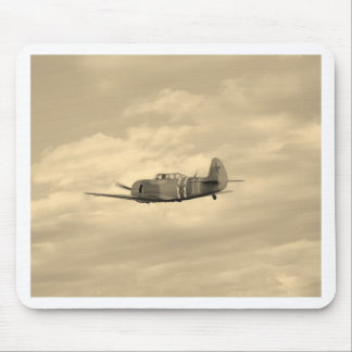Yak 11 In Flight Mouse Pad