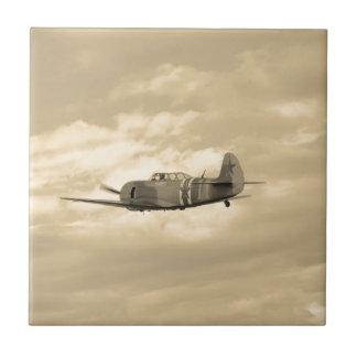 Yak 11 In Flight Tile