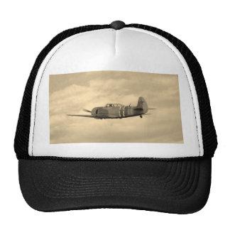 Yak 11 In Flight Trucker Hat