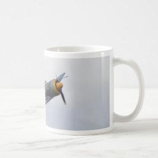Yak 11 classic white coffee mug
