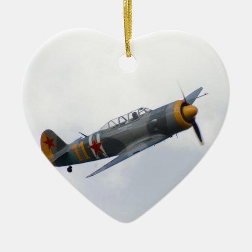 Yak 11 ornament