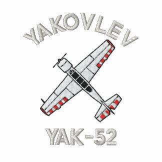 YAK-52 CAMISETA POLO BORDADA