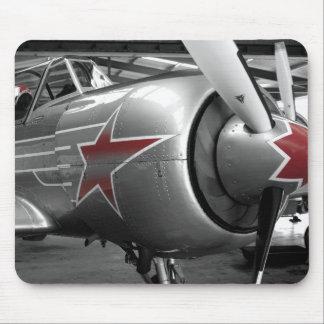 Yak-52 Mouse Pad