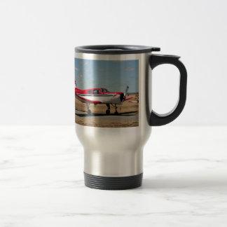 Yak aircraft 15 oz stainless steel travel mug