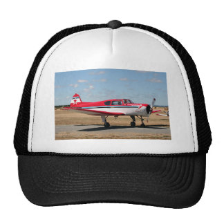 Yak aircraft trucker hat
