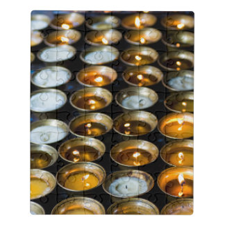 Yak Butter Candles Jigsaw Puzzle
