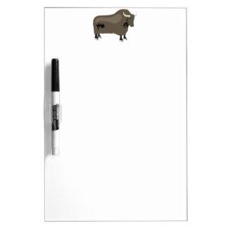 Yak Dry Erase Whiteboard