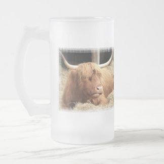 Yak Frosted Beer Mug