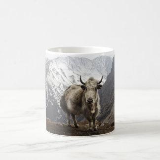 Yak in Nepal Coffee Mug