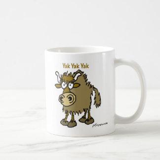 Yak Coffee Mugs