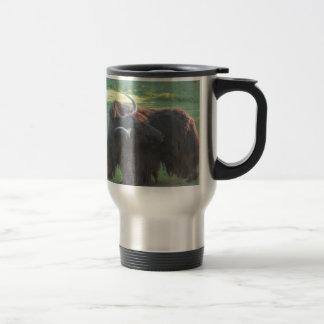 Yak 15 Oz Stainless Steel Travel Mug