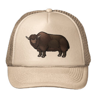 Yak Trucker Hat