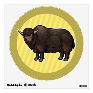 Yak Wall Sticker