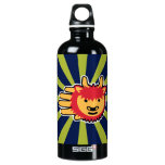 Hand shaped Yak Yak Aluminum Water Bottle