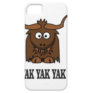 yak yak yak iPhone SE/5/5s case