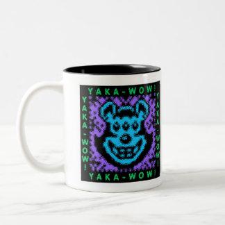 ¡YAKA-WOW! taza del Critter 3-Eyed