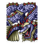 Yakeagle Dragon Letterhead