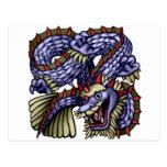 Yakeagle Dragon Post Cards