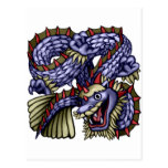 Yakeagle Dragon Postcards