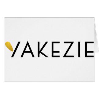 Yakezie.com Greeting Card