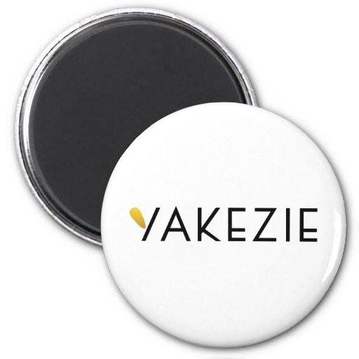 Yakezie.com Fridge Magnets