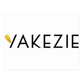 Yakezie.com Postcard