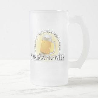 Yakima Brewers Beer Mug - Customized